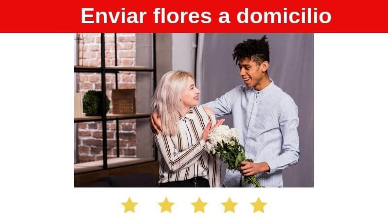 negocio de enviar flores a domicilio