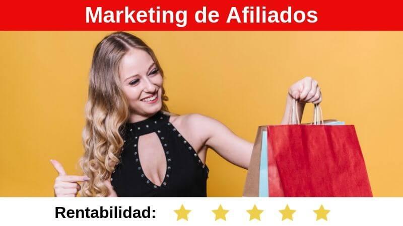 ganar dinero online con marketing de afiliados