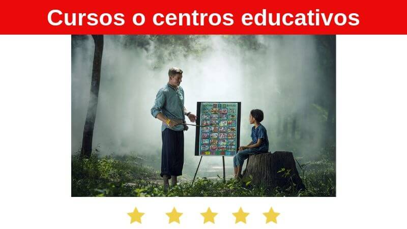 negocios de educación