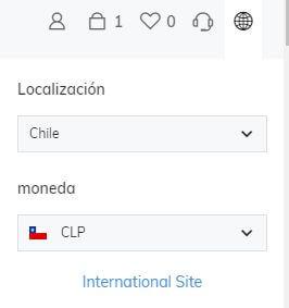 shein en pesos chilenos