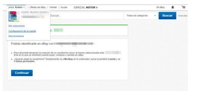 entrar en ebay desde chile