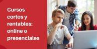 cursos cortos y rentables