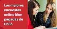 encuestas pagadas online chile