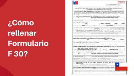 formulario f30
